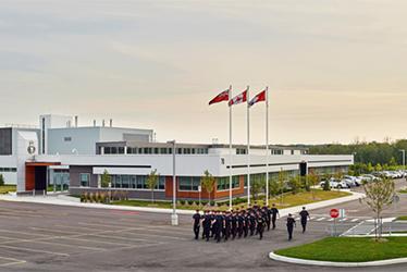 York Region Police Training Facility